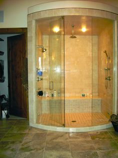1000+ images about House: Bathrooms on Pinterest  Corner ...