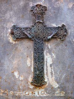 crucifix from new mexico