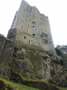 #Blarney #Castle from below.