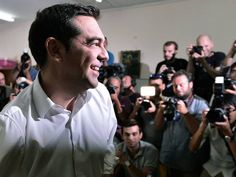 Greece election: Alexis Tsipras is the clear winner but still needs coalition partner for Syriza - Europe - World - The Independent 20 September 2015