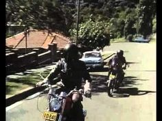 I was part of this movie back in 1974 worked for the Sydney Hells Angels at M and F Choppers on the Kawasaki 900 Z1's ... oh what memories! Stone is a 1974 Australian film produced and directed by Sandy Harbutt. It was a low budget movie, written by Sandy Harbutt and Michael Robinson. The Motorcycles featured include the legendary Kawasaki Z1 900, Stone rides a Norton Commando 750. dk 2013