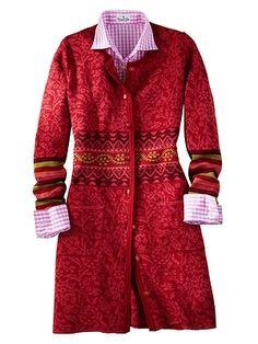 oleana sweater (Love, love, love...but it's $600.)    :(