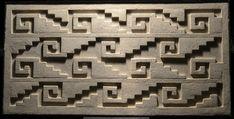 Aztec Architecture, Mayan Glyphs, Aztec Drawing, Art Chicano, Colombian Art, Peruvian Art, Aztec Wallpaper, Art Tribal, Mexico Art