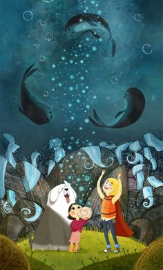 Song of the Sea by SiriKDP on DeviantArt