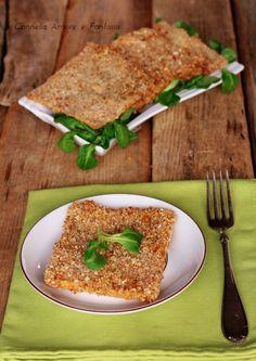 Cotolette di zucca al forno ricetta vegetariana
