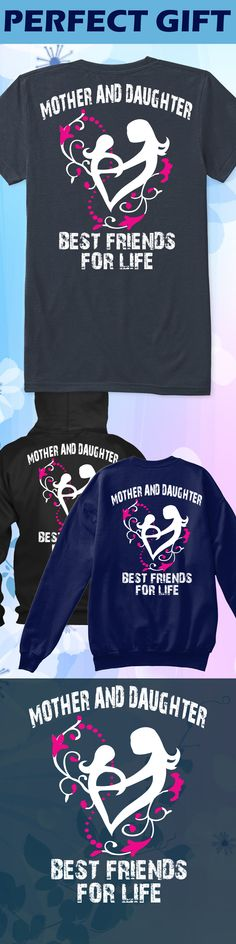 Mother and Daughter - Limited edition. Order 2 or more for friends/family & save on shipping! Makes a great gift!