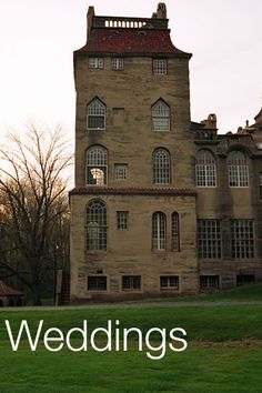 Fonthill Castle Estate.....where I want to have our wedding