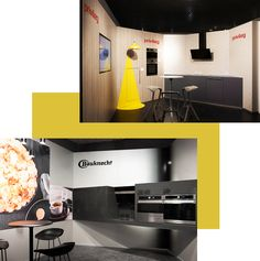 Bauknecht & Privileg • ALNO Shoroom • by didid | brand environments