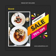 Are you looking for some Digital marketing agency for branding your restaurant in your place? Then don't think much we are here for your online business-enhancement and to popularize your restaurant. Food Poster Design, Creative Poster Design, Creative Posters, Sports Graphic Design, Graphic Design Templates, Graphic Design Posters, Social Media Banner, Social Media Design, Social Media Template