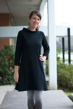Tilly and the Buttons Coco Dress | CUT CUT SEW