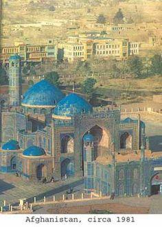 Afghanistan, circa 1981
