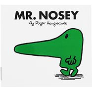 Mr Nosey - Mr Men Classic Library