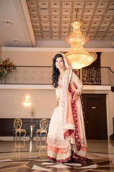 Gorgeous Pakistani Bride! | Photo by R+L