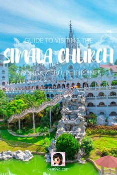 Travel Guide to Visiting Simala Church in Cebu, Philippines. List of things to do plus travel tips to make visiting the Simala Shrine a fun and hassle-free trip. Travel Advice, Travel Guides, Travel Tips, Travel Destinations, Travel Articles, Travel Goals, India, Bhutan, Free Travel