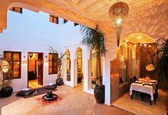Riad Chayma - Marrakech, Morocco Blending... | Luxury Accommodations