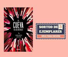 ¡Participa en nuestro SORTEO y gana un ejemplar de 'LA CUEVA DE LOS CRISTALES' de Fernando Bontempi y Javier Atero! Movies, Movie Posters, Art, Pageants, Caves, Prize Draw, Crystals, Art Background, Films