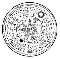 Mandala Coloring Page Blank - Bing Images Geometric Coloring Pages, Mandala Coloring Pages, Colouring Pages, Coloring Sheets, Coloring Books, Free Adult Coloring Pages, Printable Coloring Pages, Christmas Mandala, Mandala Printable