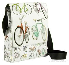 Bicycles Messenger Bag Specialty Bags at AllPosters.com