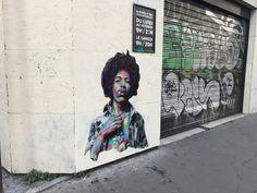Streetart from Thomas Cedeville aka tomadee