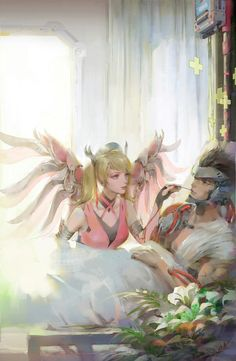 90 Best Shipping images in 2019   Drawings, Overwatch mercy, Videogames