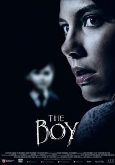 """THE BOY"" de  William Brent Bell"