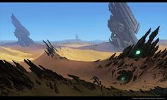 Fantasy environmet, Ilya Golitsyn on ArtStation at https://www.artstation.com/artwork/fantasy-environmet-04cfe9c4-457d-407e-878d-aea7ab8a7b39