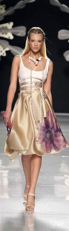 Gattinoni Spring Summer 2012 Couture