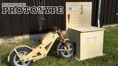 Downloads | Blinkenbike Balance Bike, Source Of Inspiration, Creative Design, Children, Kids, Baby Strollers, Concept, Young Children, Young Children