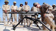 AI: USA und England müssen Verkauf von Waffen an Saudi-Arabien beenden
