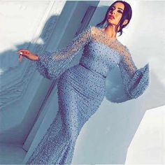Customized Admirable Prom Dresses With Sleeves, Prom Dresses Mermaid, Prom Dresses Blue, 2019 Prom Dresses Customized Luscious Prom Dresses Mermaid Chic Mermaid Long Prom Dress Blue Long Sleeve Prom Dress Long Sleeve Evening Dresses, Prom Dresses Long With Sleeves, Prom Dresses Blue, Mermaid Prom Dresses, Evening Gowns, Party Dresses, Evening Party, Dresses Uk, Dress Long