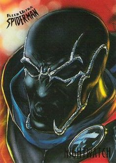1995 Spider-Man 1995 Ultra Gold Foil Signature Nightwatch w/ Autographed Signed by Artist Joe Ph Avengers Comics, Spiderman Marvel, Misty Knight, Heroes For Hire, Howard The Duck, Marvel Villains, Moon Knight, Luke Cage, Jessica Jones