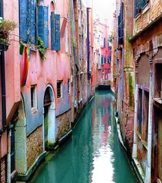 A new story. The eternal charm of Venice