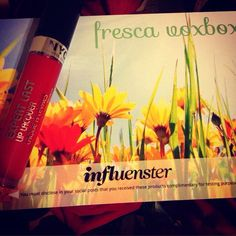 Rockaway Ruby (500) Expert Last #‎FrescaVoxBox #Influenster‬ #‎NYCLacquer ‬   **I received these products free for testing purposes.