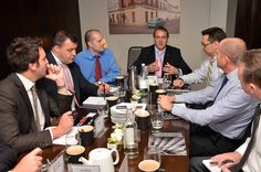 Xuber and Post held a roundtable session on legacy systems