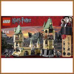 LEGO Harry Potter Explore Hogwarts Castle 4867