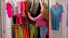 Essential tips for a more organized closet - inspired by everyone's favorite fashionista, Clueless' Cher Horowitz. Cher Horowitz, How To Organize Your Closet, 90s Girl, Cleaning Closet, Fast Fashion, Uk Fashion, Fashion Outfits, Fashion Tips, My New Room