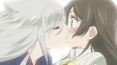 anime kamisama hajimemashita - tomoe y nanami