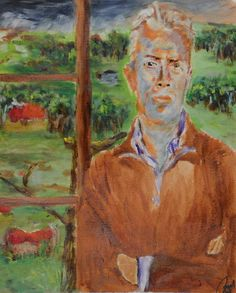 Neo Rauch  (Portraits 1. Painters, scene 1), bachmors artist