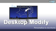 Personaliza el escritorio del PC con Desktop Modify - La distribución de los íconos del escritorio de Windows es esencial. Prueba esta aplicación y te aseguro que te divertirás a lo grande. http://descargar.mp3.es/lv/group/view/kl229784/Desktop_Modify.htm?utm_source=pinterest_medium=socialmedia_campaign=socialmedia