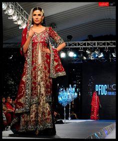 Pakistani Fashion, bridal dress