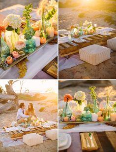 Decoración de bodas con palés de madera | Blog de Webnovias