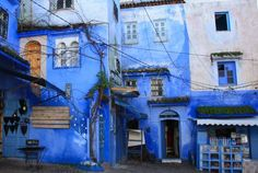 Chefchaouen or Chaouen is a city in northwest Morocco. It is the chief town of the province of the same name, and is noted for its buildings in shades of blue.Chefchaouen or Chaouen is a cit Marrakesh, Casablanca, Chefchaouen Morocco, Blue City Morocco, Magnum Photos, Street Photography, Travel Photography, Places To Travel, Places To Visit