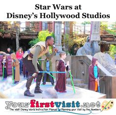 Star Wars at Disney's Hollywood Studios from yourfirstvisit.net