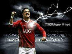 #ManchesterUnited Legends - Cristiano 'CR7' Ronaldo #7
