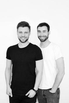 LJ Lamps Founders - Sascha & Frank