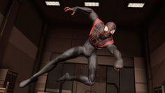 Miles Morales Spider-Man Costume | Miles Morales Ultimate Spider-Man Suit
