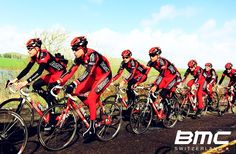 Team BMC Switzerland║PRO CYCLING