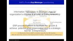 SAP & Entrepreneurship by Dilip Sadh  By Dilip Sadh   Kabeer Consulting Inc.