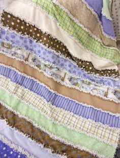 ritzy rags..would love this made into a shower curtain!