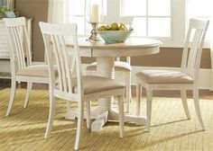 Point West 5PC Dining Table and Chair Set by Liberty Furniture